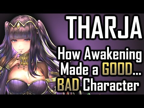 Tharja: How Awakening Made a Good, Bad Character. [Fire Emblem: Support Science #14]