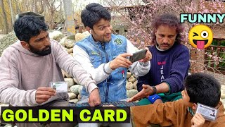 Golden Card Funny Video by Kashmiri Comedy Kings