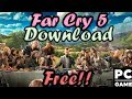 How To Downlaod Far Cry 5 for free 3DMGAME - Gold Edition Multi 15 Uplay 3DM