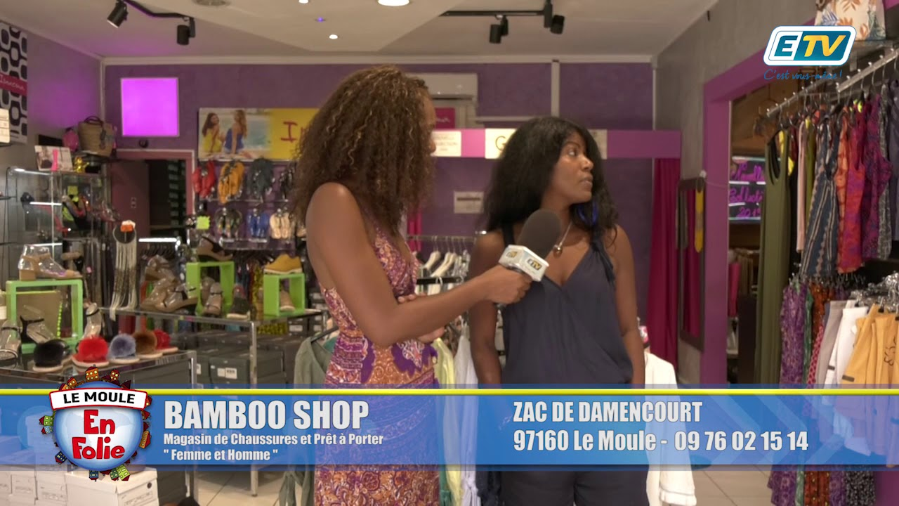 Le Moule en Folie: BAMBOO SHOP