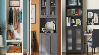 Diy Custom Storage Cabinets