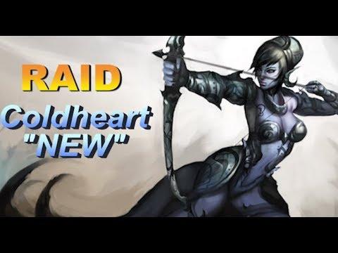 RAID shadow legends Холодное Сердце