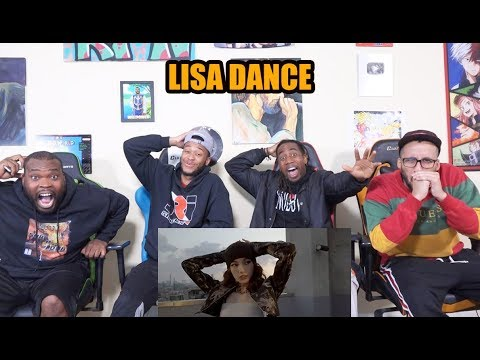 LILI's FILM #2 - LISA Dance Performance Video | REACTION