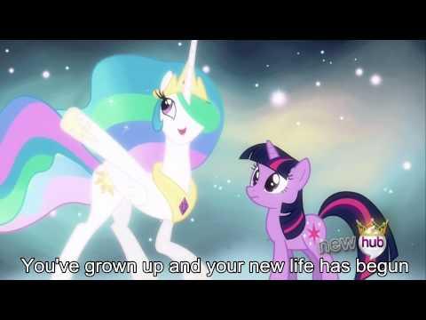 Celestia's Ballad [With Lyrics] - My Little Pony Friendship is Magic Song