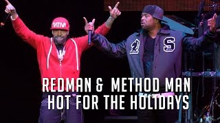 Redman and Method Man at Hot for the Holidays