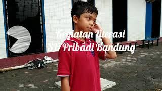 Kegiatan Literasi SD Pribadi Bandung
