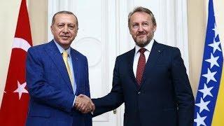 afp   Erdoğan reist nach Bosnien-Herzegowina - Sarajevo