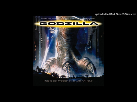 David Arnold - Godzilla O Park / Godzilla Takes A Dive / Godzilla Vs The Submarine / Egg Discovery