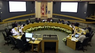 Youtube video::December 18, 2018 Council Closed Session Public Meeting