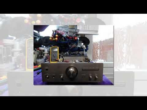 Denon UPA F10 Amplifier Repair