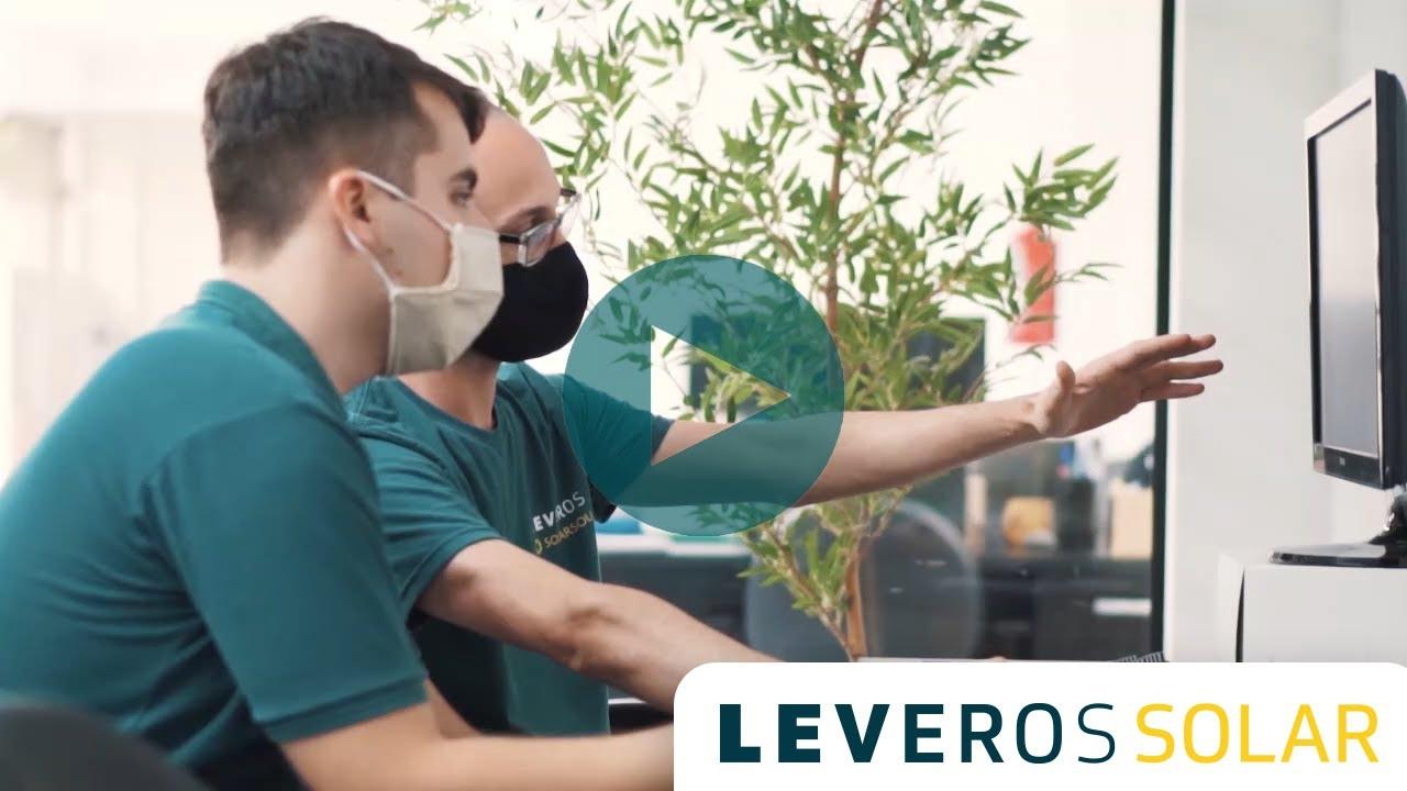 Leveros Solar apresenta novo vídeo institucional