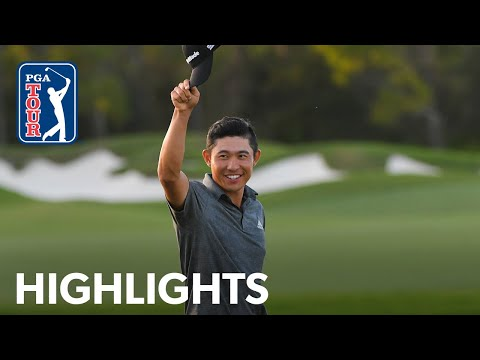 Collin Morikawa's Winning Highlights from WGC-Workday Championship | 2021