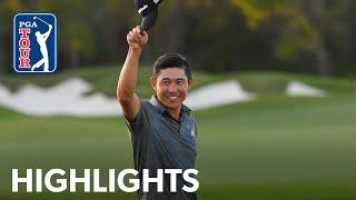 Collin Morikawa's Winning Highlights from WGC-Workday Championship  