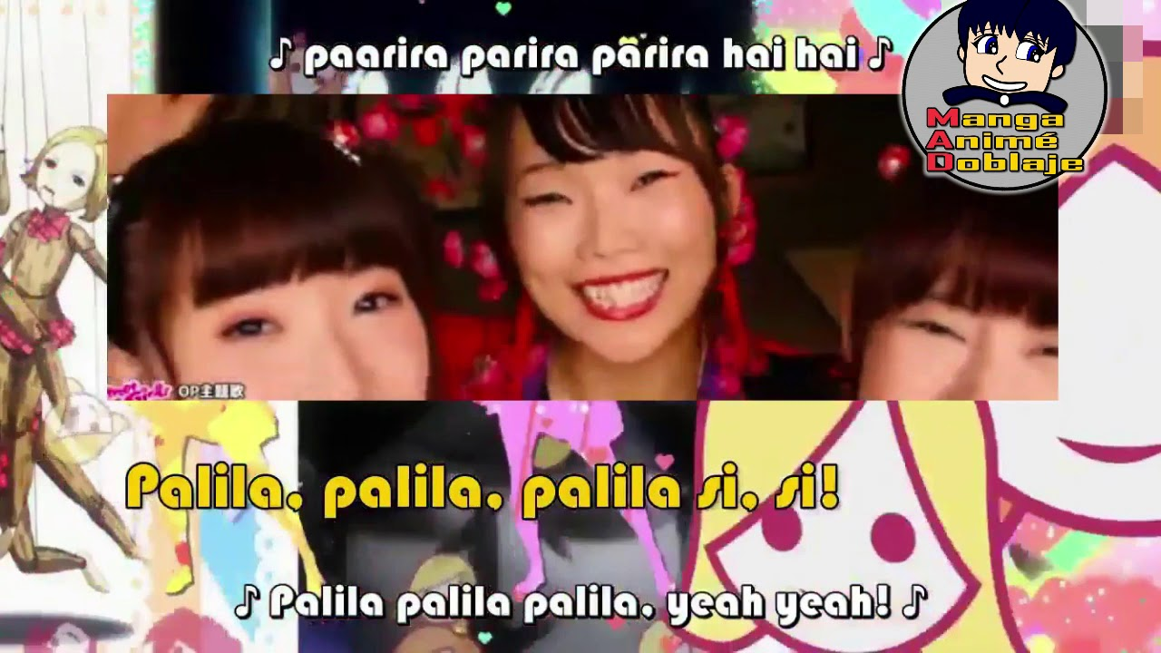 Backstreet Girls Gokudolls Opening Sub English Espanol Romaji Youtube
