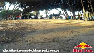 Fin de la acampada. Camping de Sagres (Portugal) HD