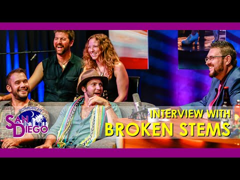 Tonight in San Diego Episode 81 - Interview with Broken Stems
