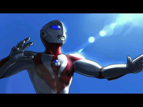 Ultraman Powered Opening INSTRUMENTAL