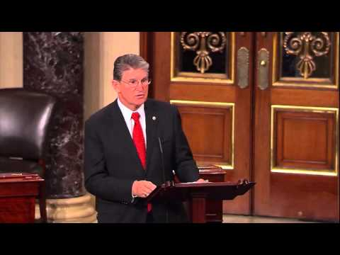 Manchin Speaks on the Senate Floor on the Comprehensive Addiction and Recovery Act