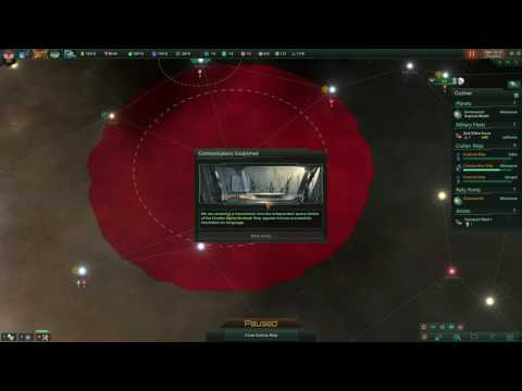 Stellaris: Let's Try Out the Primitive Conquest Strategy with Fanatic Purifiers