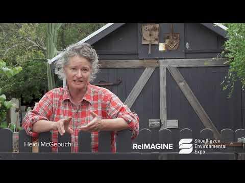 ReImagine Sculpture Competition - Meet Artist Heidi McGeouch