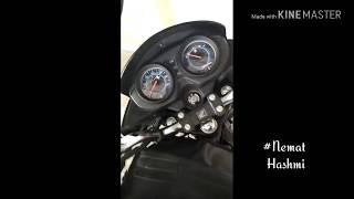 #Nemat Hashmi #Honda shine  