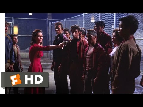 West Side Story (10/10) Movie CLIP - Killed By Hate (1961) HD