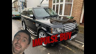 I stupidly bought a Range Rover..  (wheel bearing replacement)