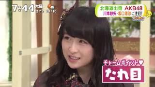 2016年5月15日真駒内握手会 2016年6月1日新曲翼はいらない発売.