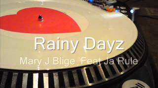 Cover images Rainy Dayz  Mary J Blige  Feat Ja Rule