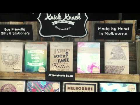 Knick Knack Collections Now Selling at Wholefood Merchants