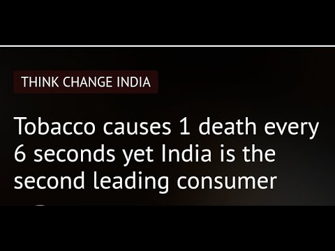 "tobacco-causes-1death-every-6-seconds-yet-india""smoking-!-cancer!-cvd-!copd!-carcinoma!-no-smoking"
