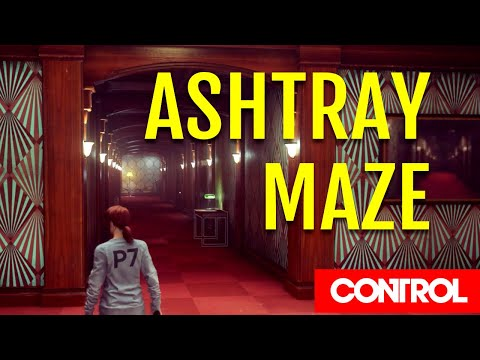 The BEST Thing In Control: The Ashtray Maze (Polaris Mission)