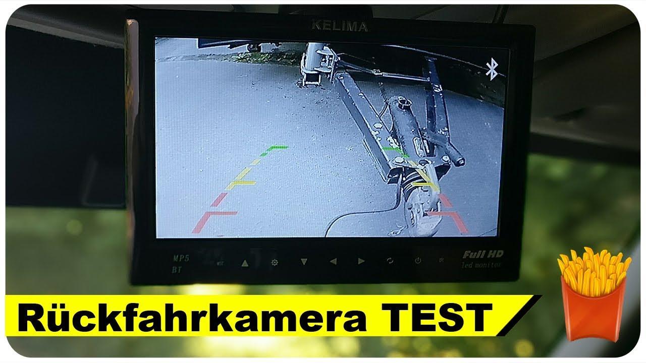 rückfahrkamera einbauen beim transporter oder wohnmobil - youtube