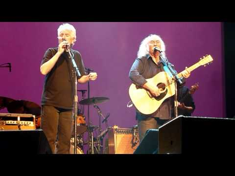 Crosby & Nash--LAUGHING--Amsterdam--16 oktober 2011