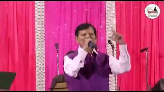 Akhiyan Sang Akhiya Laagi Aaj Singer: Anwar Haji By Ghanshyam Raval Surmandir Rajkot.
