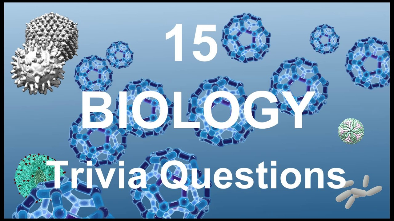 15 Biology Trivia Questions | Trivia Questions & Answers |