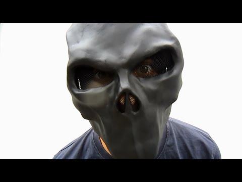 Как сделать маску Смерти из игры Darksider II(Часть 1).Папье-маше.