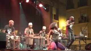 LAVAPIÉS DIVERSO Jagwa Music Tanzania