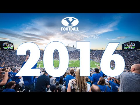 BYU Football 2016 Pump Up