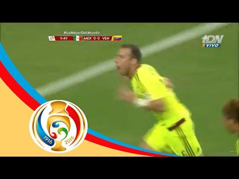 Gol de Venezuela | México vs Venezuela|Televisa Deportes