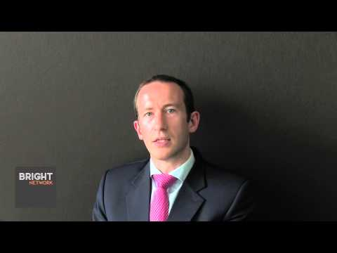 Edward Walker, Pinsent Masons... ... chats with Bright Network