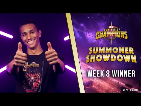 Marvel Contest of Champions: Summoner Showdown | Week 8 Winner