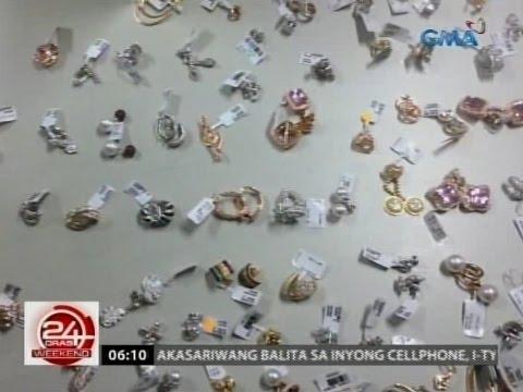 24Oras: P15-M halaga ng alahas na tinangka raw ipuslit sa bansa, nasabat sa NAIA
