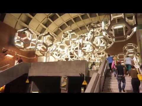 Montreal Metro Stations - Going Underground