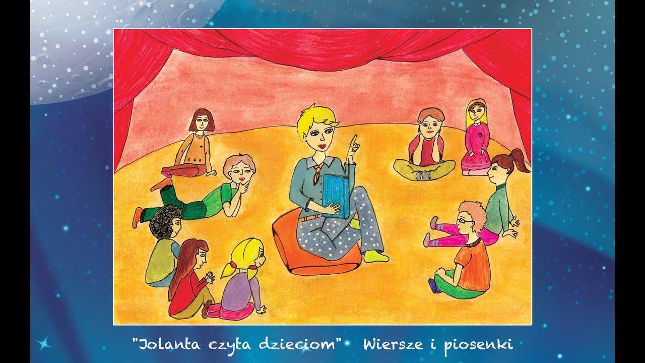 Dyzio Marzyciel Julian Tuwim Jolanta Czyta Dzieciom