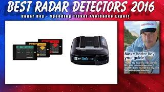 Best Radar Detectors 2016