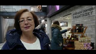 Смотреть видео Что можно купить на новогодней ярмарке в бизнес-центре «Нагатинский» онлайн