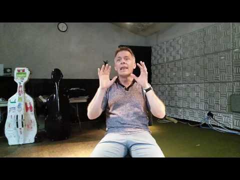 Interview With Alban Gerhardt - London Cello Society Cello Club