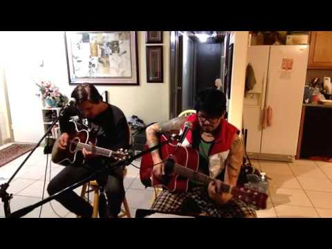 something to say,by harem scarem acoustic cover