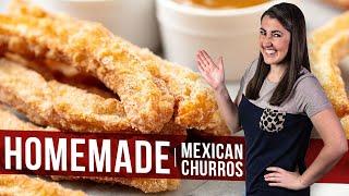 How to Make Homemade Churros